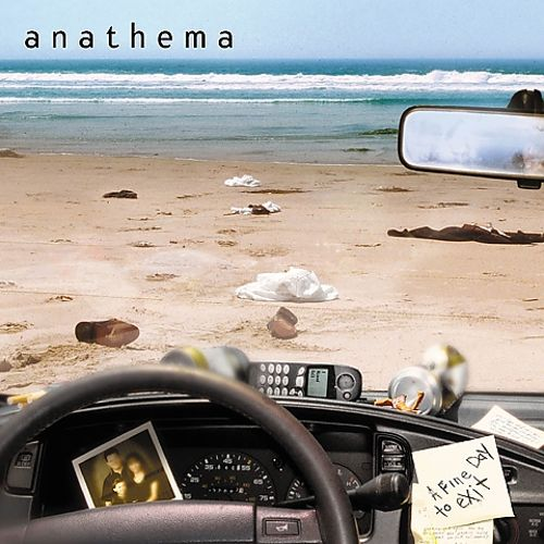 ANATHEMA - A Fine Day to Exit cover