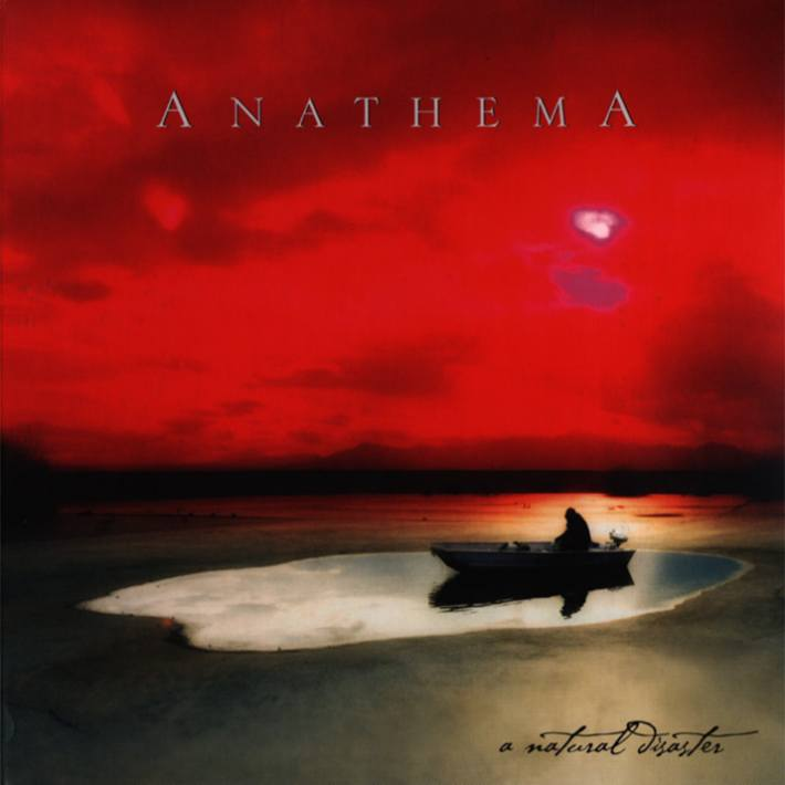 ANATHEMA - A Natural Disaster cover