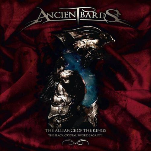 ANCIENT BARDS - The Alliance of the Kings cover