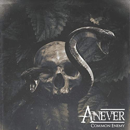 ANEVER - Common Enemy cover