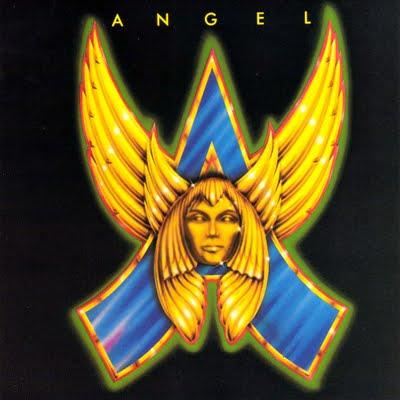 ANGEL - Angel cover