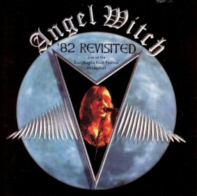 ANGEL WITCH - '82 Revisited cover