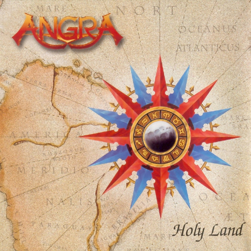 ANGRA - Holy Land cover