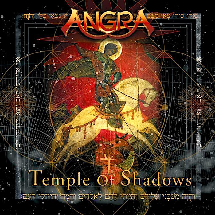 ANGRA - Temple of Shadows cover