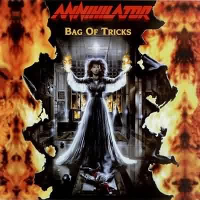 ANNIHILATOR - Bag of Tricks cover