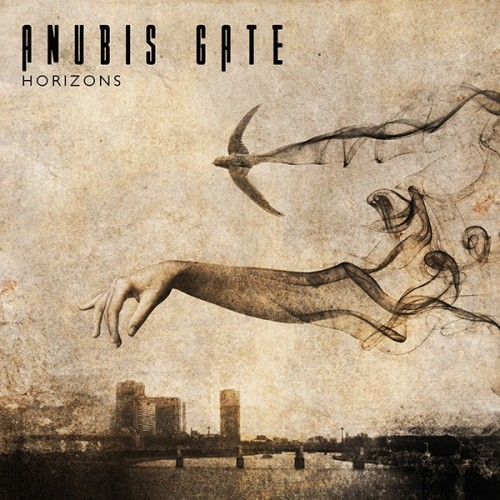 ANUBIS GATE - Horizons cover
