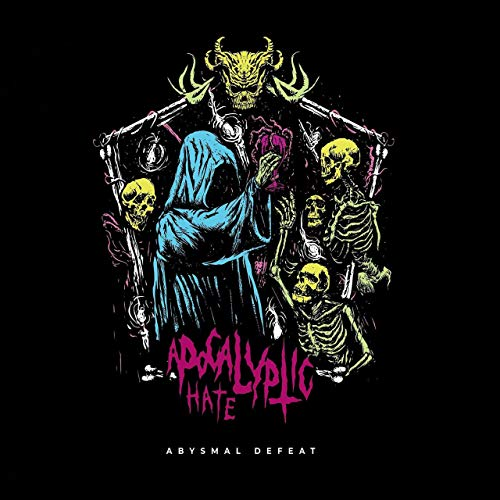 APOCALYPTIC HATE - Abysmal Defeat cover