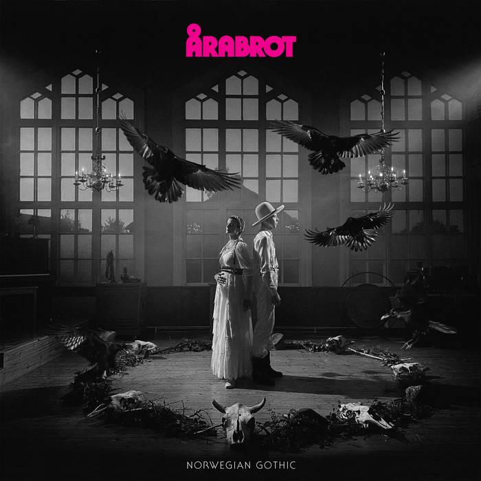 ÅRABROT - Norwegian Gothic cover