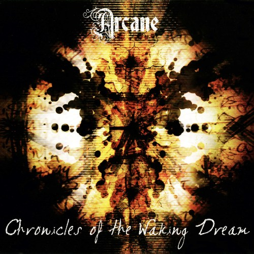 ARCANE - Chronicles Of The Waking Dream cover
