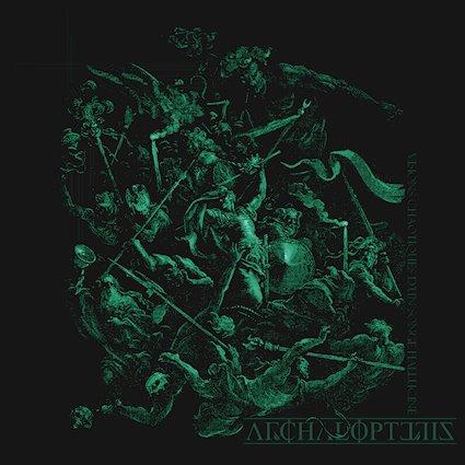 ARCHAEOPTERIS - Vision Chaotiques D´un Songe Halluciné cover