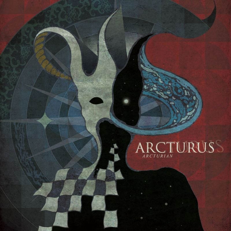 ARCTURUS - Arcturian cover