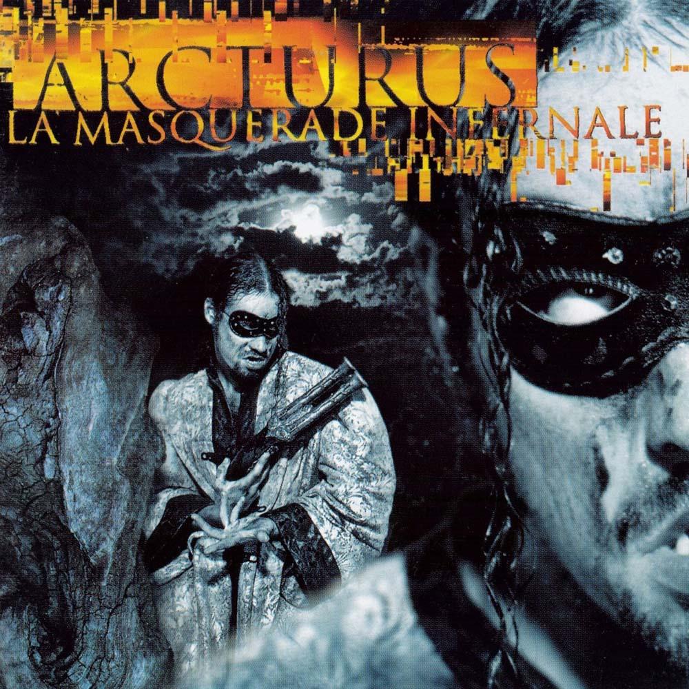 ARCTURUS - La Masquerade Infernale cover