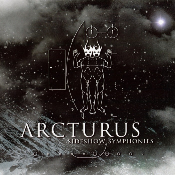 ARCTURUS - Sideshow Symphonies cover