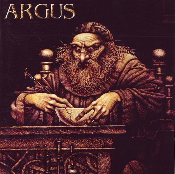 ARGUS - Argus cover