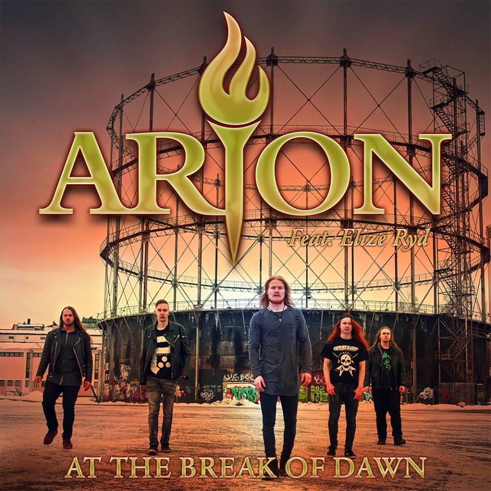 ARION - At the Break of Dawn cover