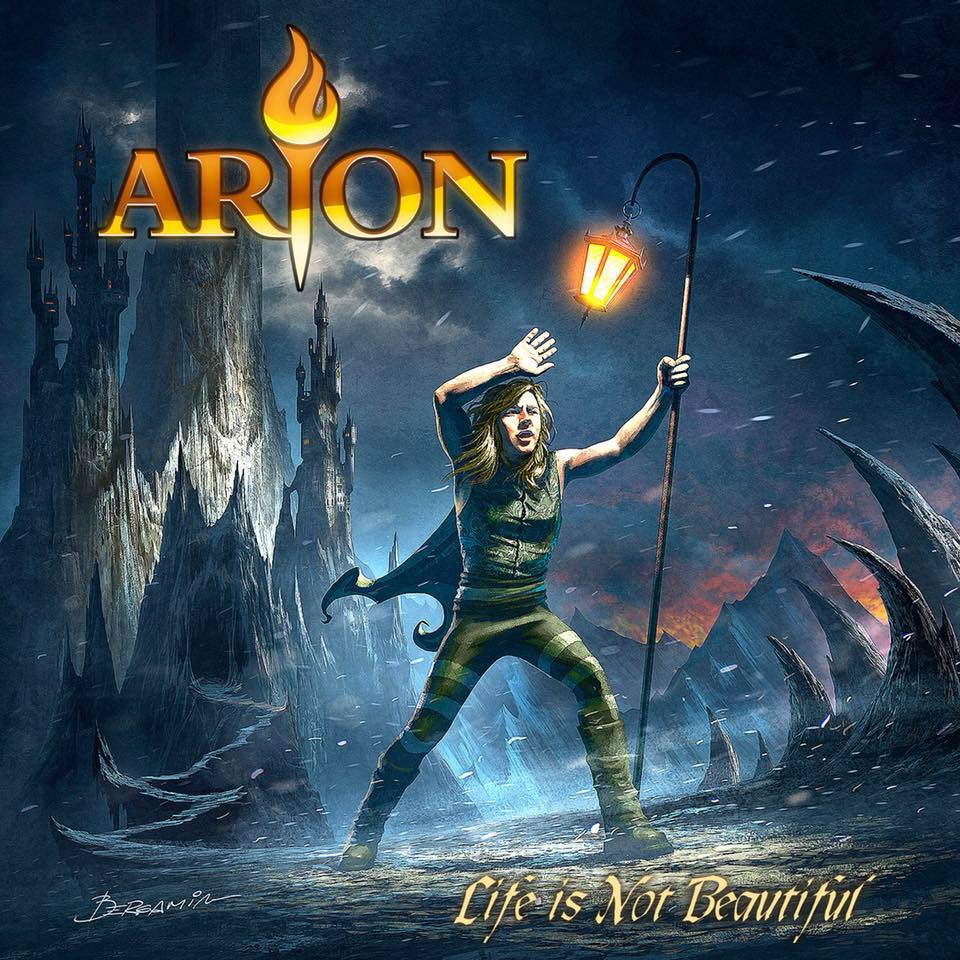 ARION - Life is Not Beautiful cover