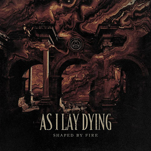 AS I LAY DYING - Shaped By Fire cover