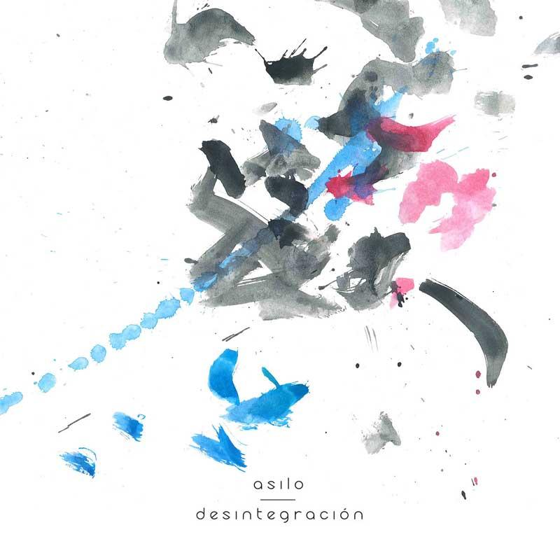 ASILO - Desintegración cover