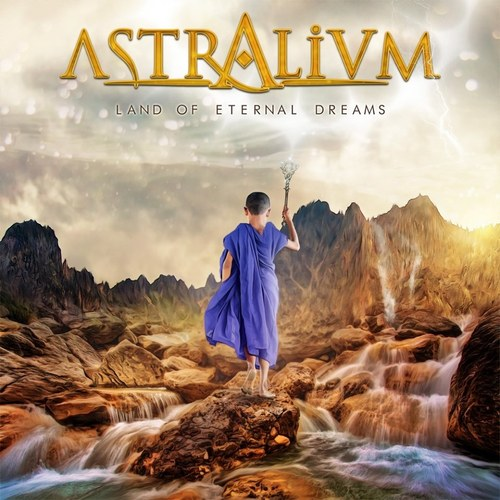 ASTRALIUM - Land of Eternal Dreams cover