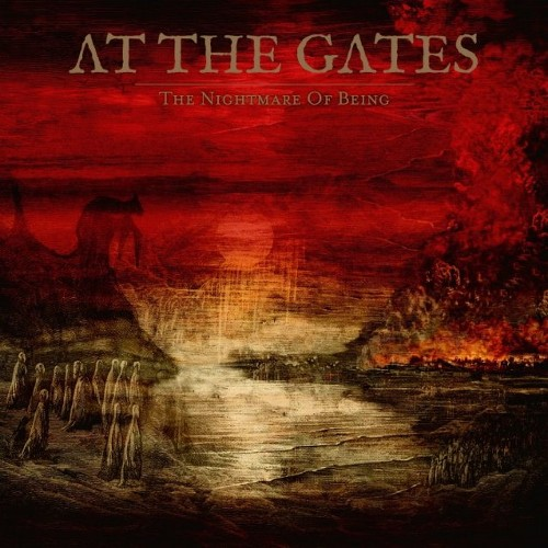 AT THE GATES - The Nightmare Of Being cover
