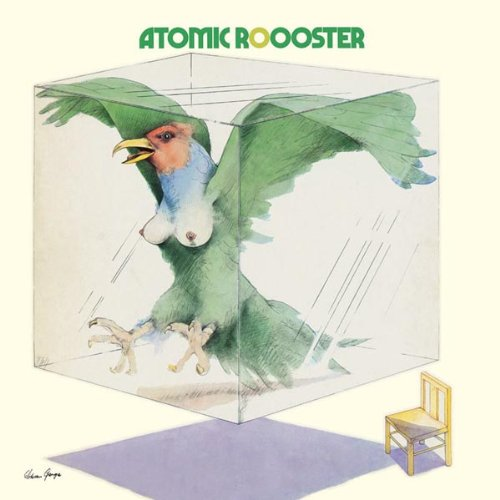 ATOMIC ROOSTER - Atomic Roooster cover
