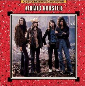 ATOMIC ROOSTER - Castle Masters Collection cover