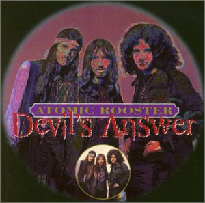 ATOMIC ROOSTER - Devil's Answer (BBC Sessions) cover
