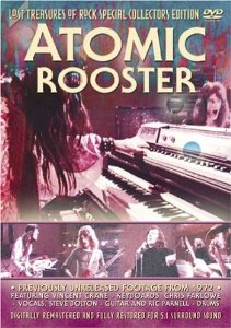 ATOMIC ROOSTER - Masters From The Vaults cover