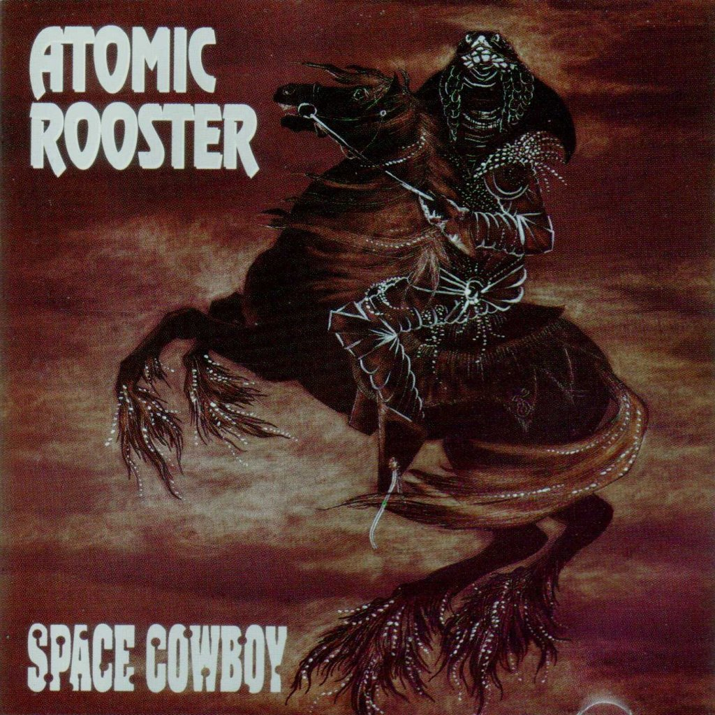 ATOMIC ROOSTER - Space Cowboy cover