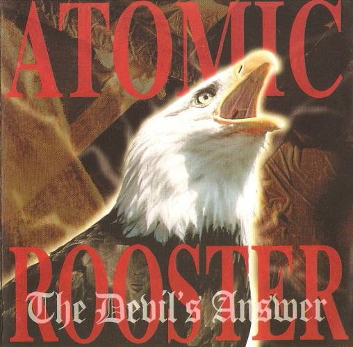 ATOMIC ROOSTER - The Devil's Answer cover
