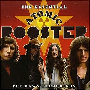 ATOMIC ROOSTER - The Essential Atomic Rooster cover