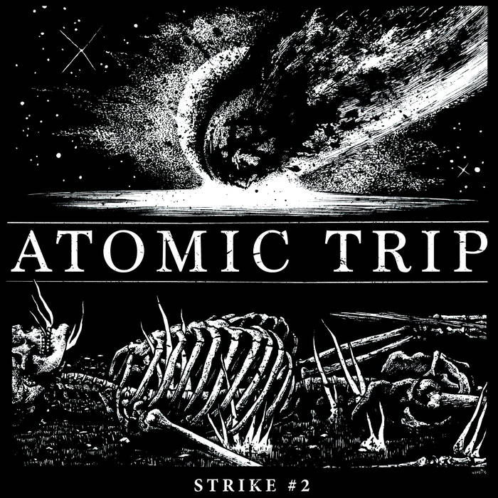 ATOMIC TRIP - Strike #2 cover