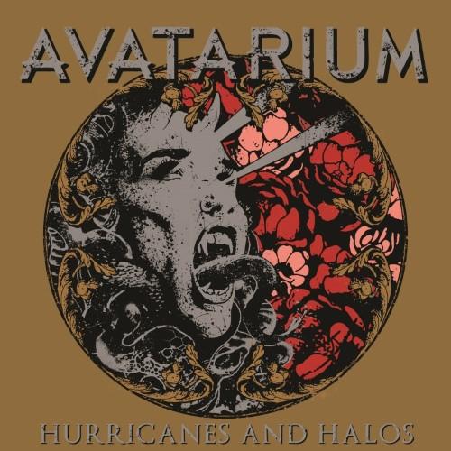 AVATARIUM - Hurricanes and Halos cover