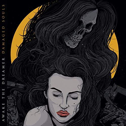 AWAKE THE DREAMER - Damaged Souls cover
