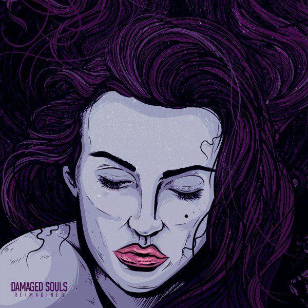 AWAKE THE DREAMER - Damaged Souls (Reimagined) cover