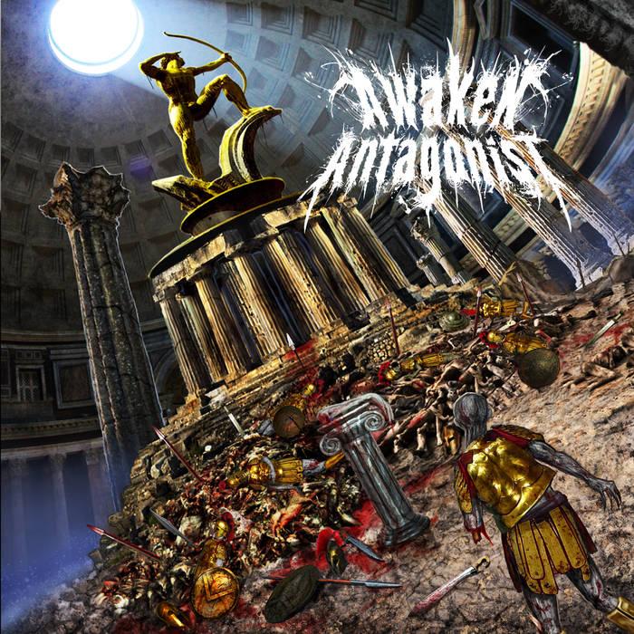 AWAKEN ANTAGONIST - Awaken Antagonist cover