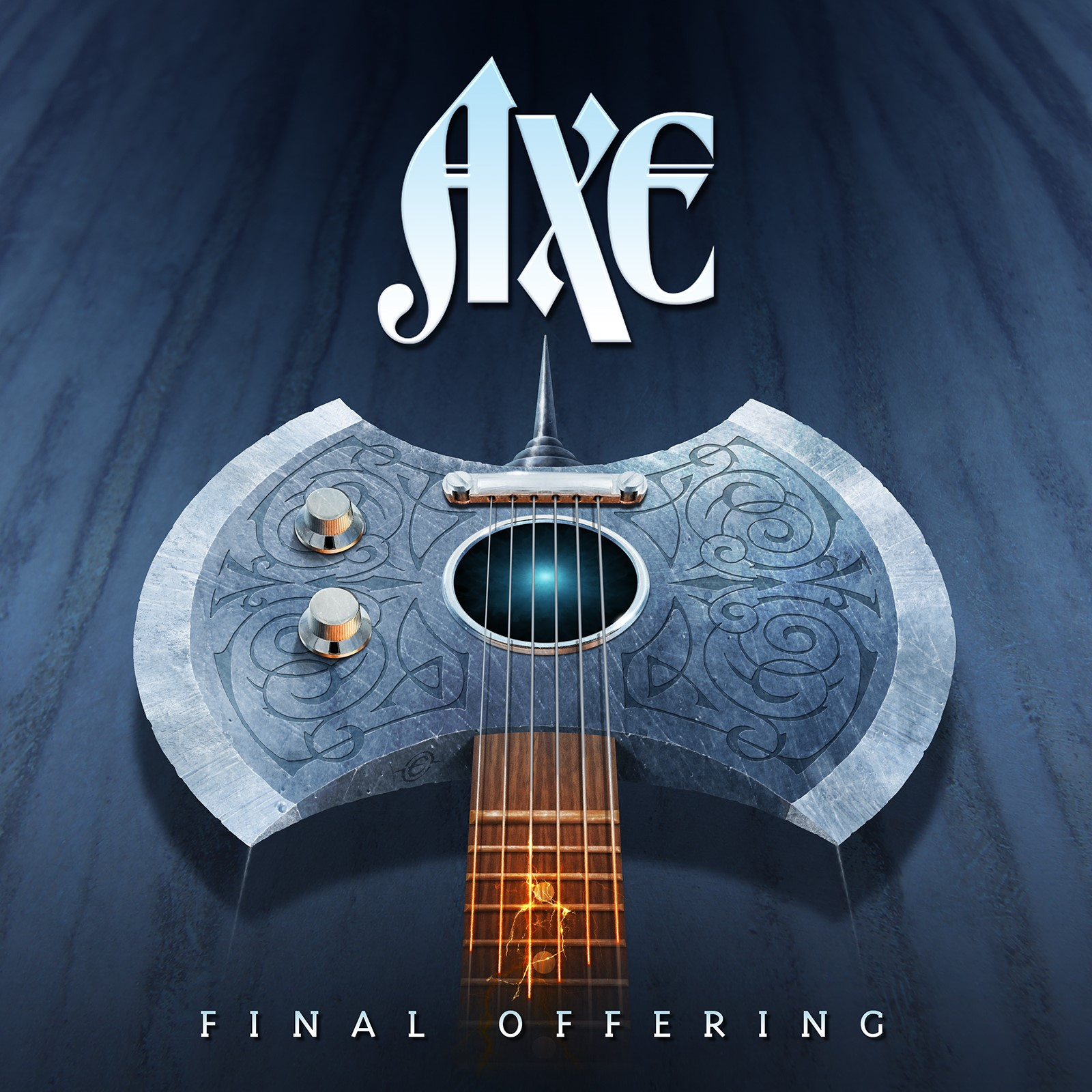 AXE - Final Offering cover