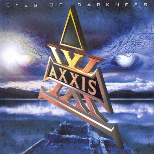 AXXIS - Eyes of Darkness cover
