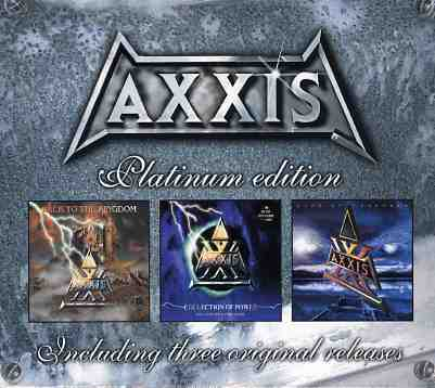 AXXIS - Platinum Edition cover