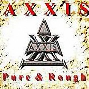 AXXIS - Pure & Rough cover