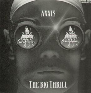 AXXIS - The Big Thrill cover