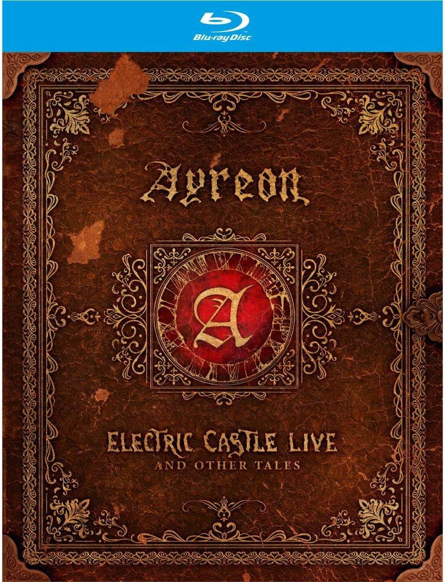AYREON - Electric Castle Live and Other Tales cover