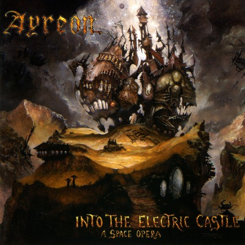 AYREON - Into the Electric Castle cover