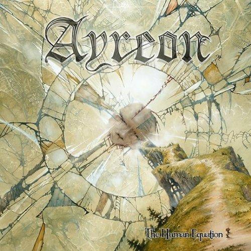 AYREON - The Human Equation cover