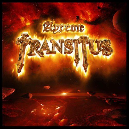 AYREON - Transitus cover