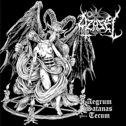 AZAZEL - Aegrus Satanas Tecum cover