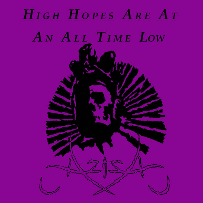 AZIZA - High Hopes Are At An All Time Low cover