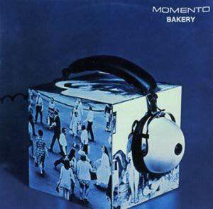 BAKERY - Momento cover