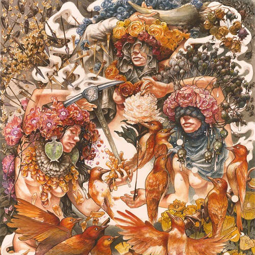 BARONESS - Gold & Grey cover