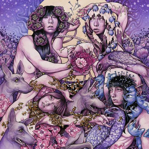 BARONESS - Purple cover